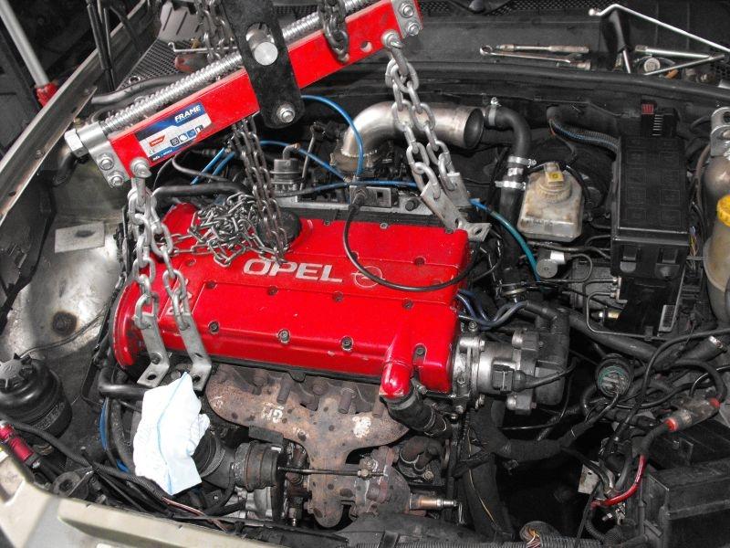 Opel Vectra B C20LET 306KM 469Nm
