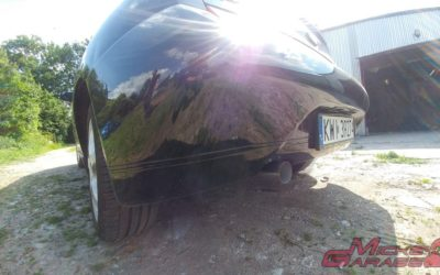 Alfa Romeo GTV – Układ Wydechowy