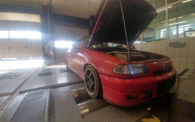 Opel Astra GSI Turbo