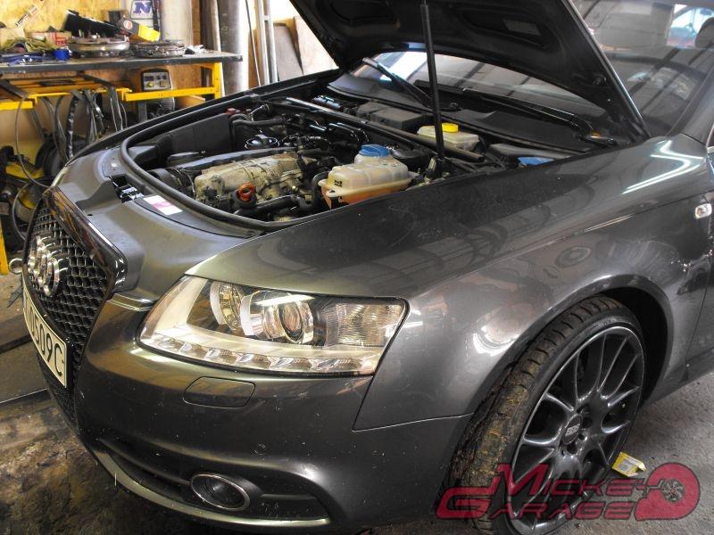 Audi A6 C6 3.0 TDI – 293KM 555Nm