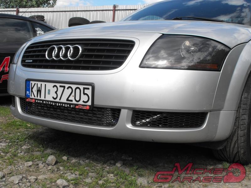 Audi TT układ dolotowy + fmic – 275KM 408Nm