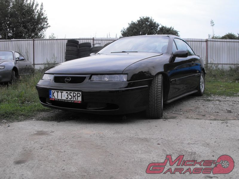 Calibra 3,2V6TT – 503KM 609Nm