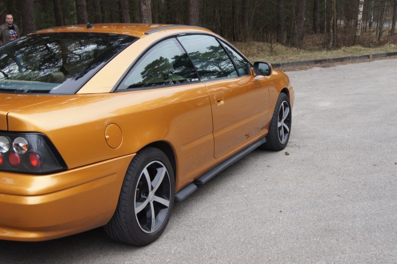Opel Calibra turbo 4motion 400KM
