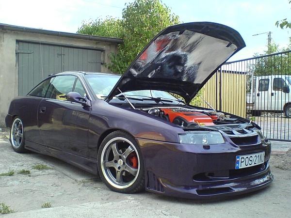 Opel Calibra 3.0 V6 Układ wydechowy