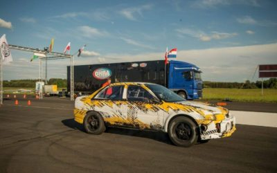 Mitsubishi Lancer Evo VI – Evo Drag Project
