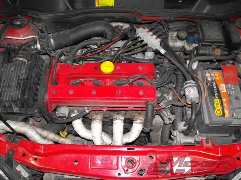 Opel Astra G OPC – swap + wydech
