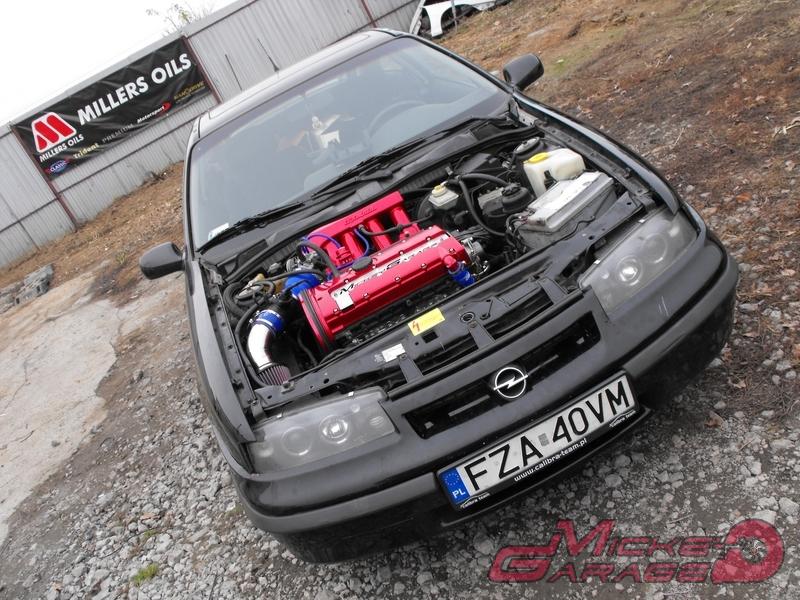 Opel Calibra C20XE – 193KM 228Nm