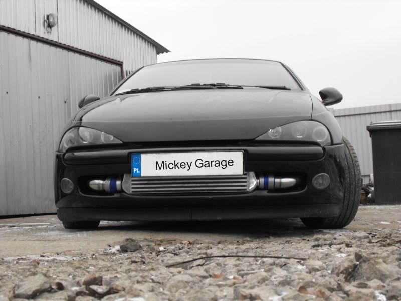 Opel Tigra turbo C20XET