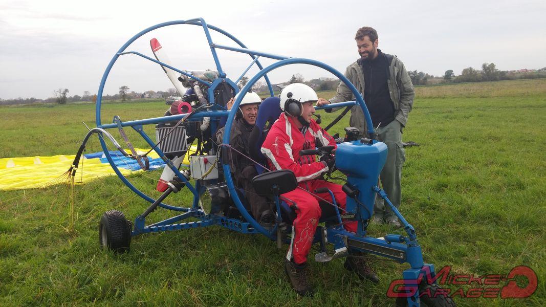 Paraplan turbo 1100ccm