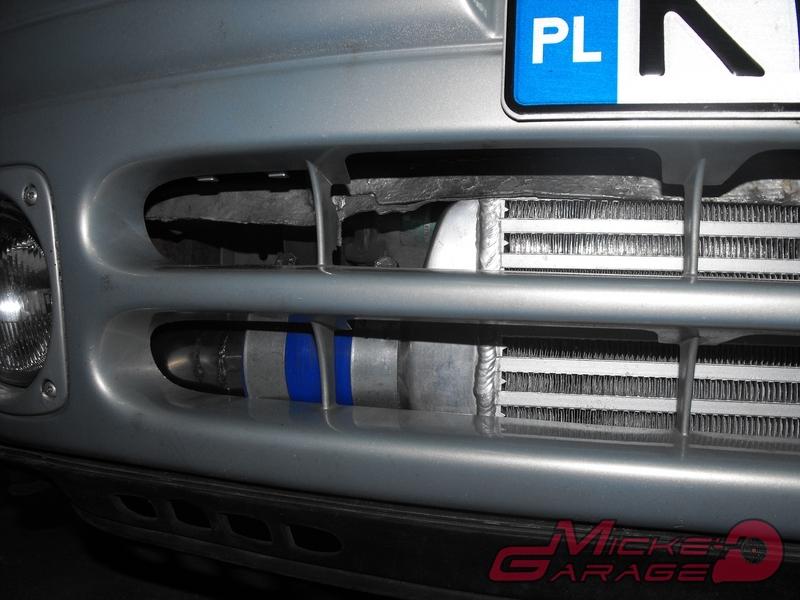 Renault Clio – układ dolotowy fmic, układ wydechowy – 115KM 255Nm