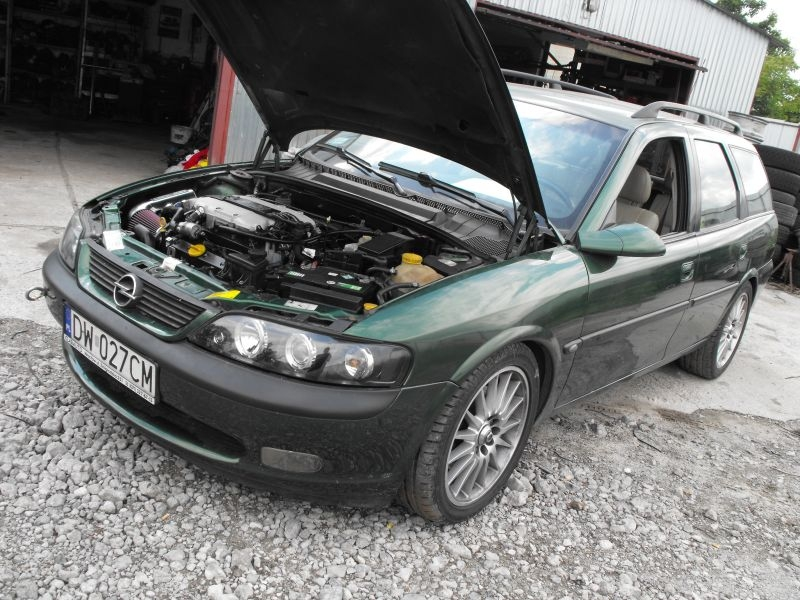 Opel Vectra B 3.0 V6 – I30 – 254KM 315Nm