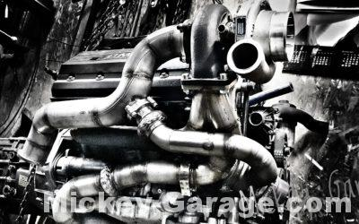 BMW E34 V8 Turbo