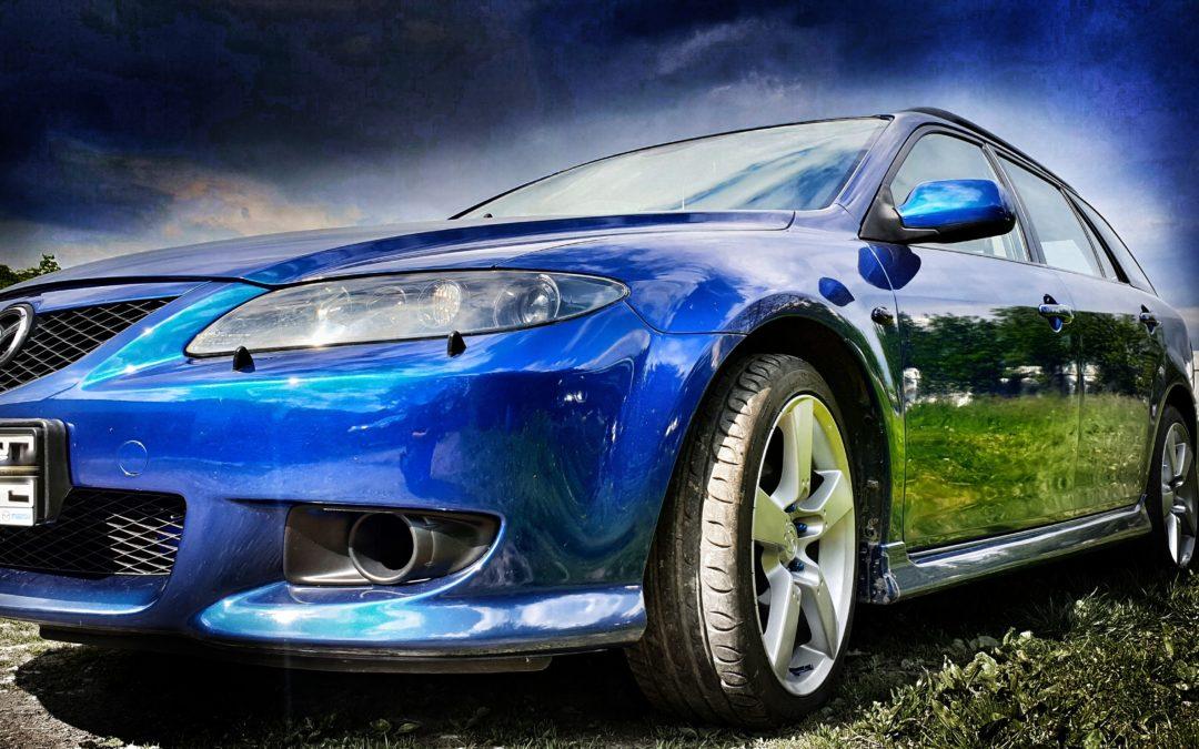 Mazda 6 2.0 Turbo Diesel – Intercooler